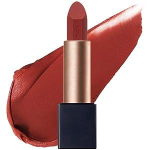 PONY EFFECT Powdery Whisper Lipstick | Vivid Matte lipstick for Women | 011 WARM BREATH | K beauty