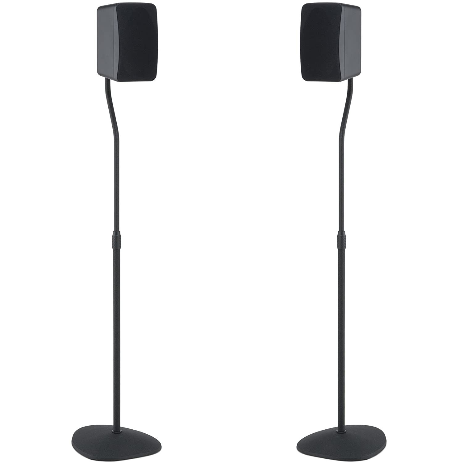 SANUS HTBS Adjustable Height Speaker Stand