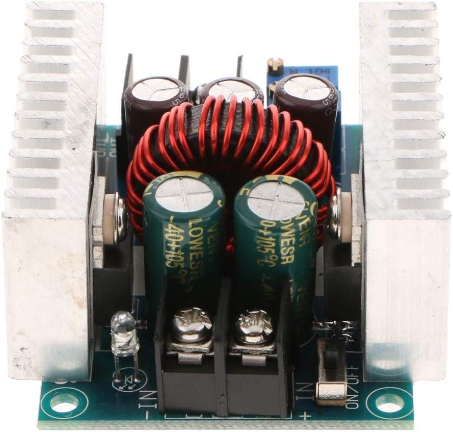 Regulador de Corriente Constante DC 300W 20A Voltaje Reductor Ajustable Voltaje Buck