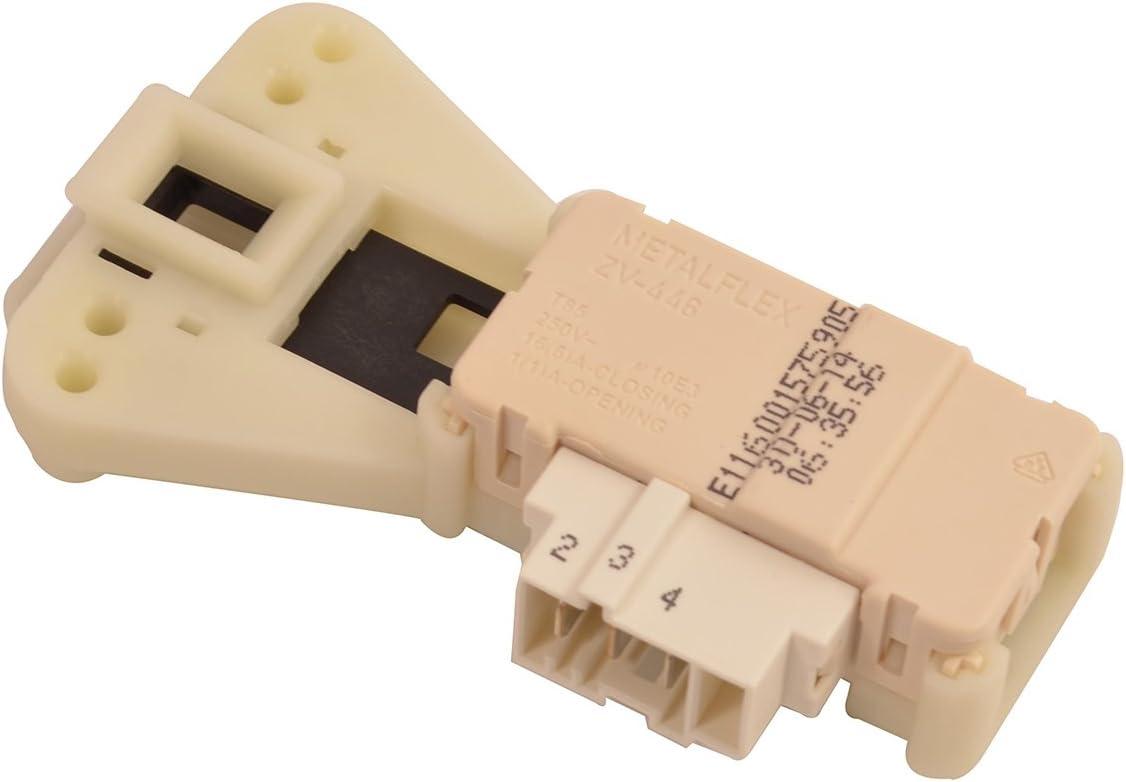 Indesit machine /à laver Porte Interlock commutateur v/éritable Num/éro de pi/èce C00085194