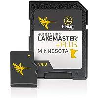 $120 » Humminbird 600021-10 LakeMaster Plus Minnesota V4 (Includes Woods/Rainy) Digital…
