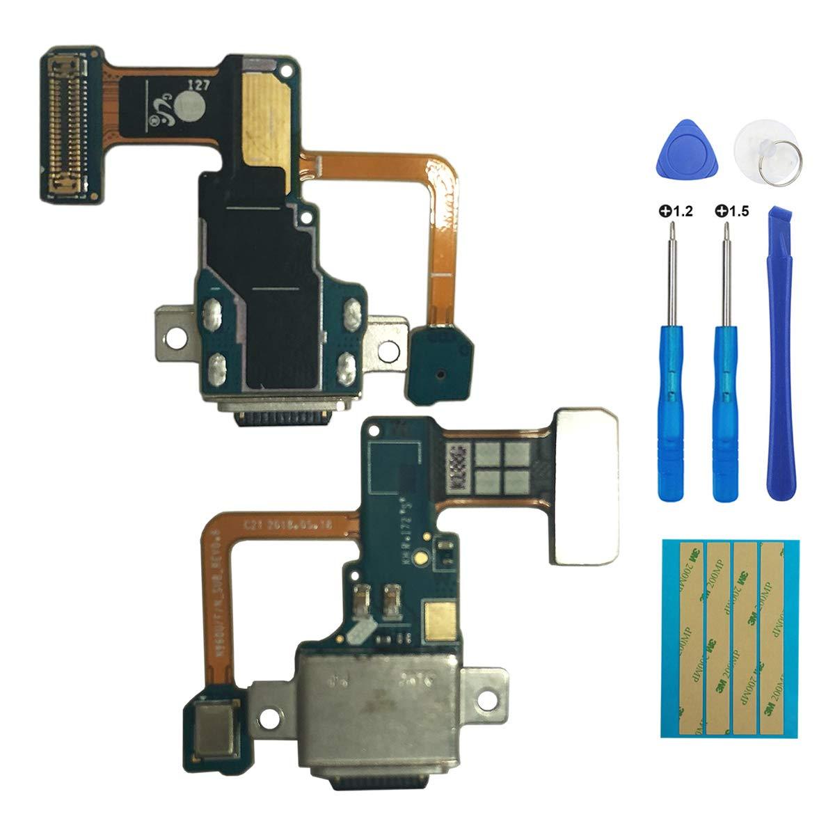 Puerto de Carga para Samsung Note9 N960U Charger MIC Dock Fl