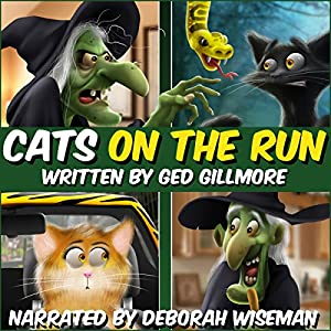 Cats on the Run Audiobook