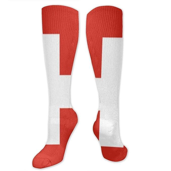 Abbigliamento sportivo Huibe Calze lunghe da uomo Calze sportive da uomo