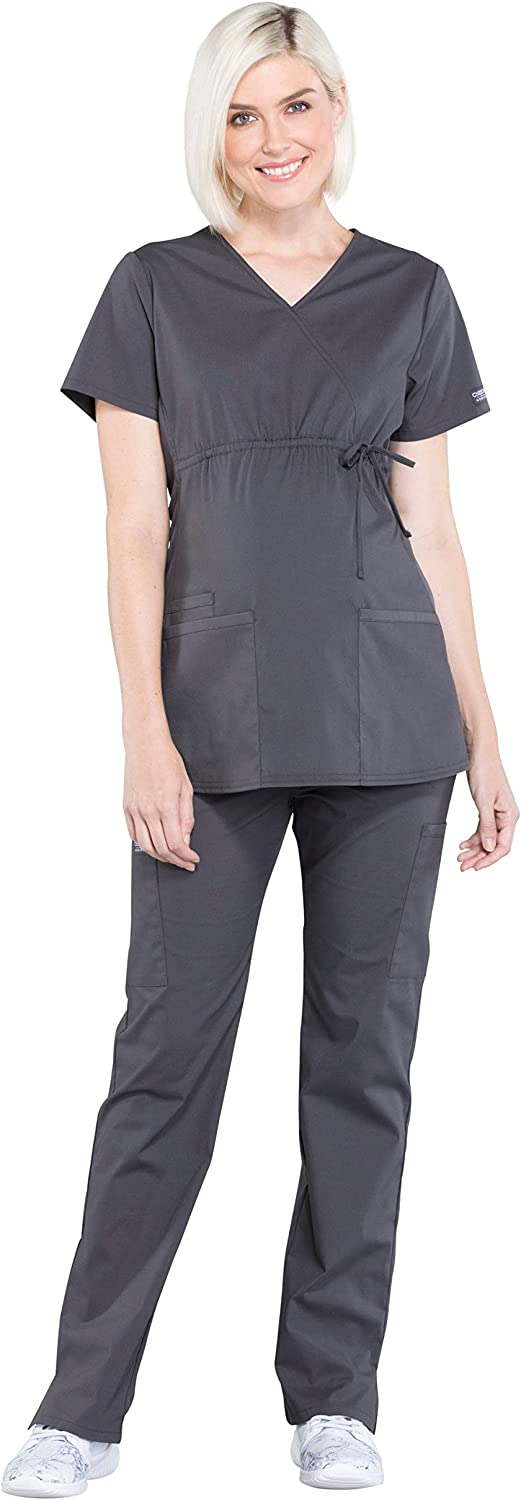 Cherokee Special price Workwear Professionals Women's Maternity Set OFFicial mail order WW Scrub -