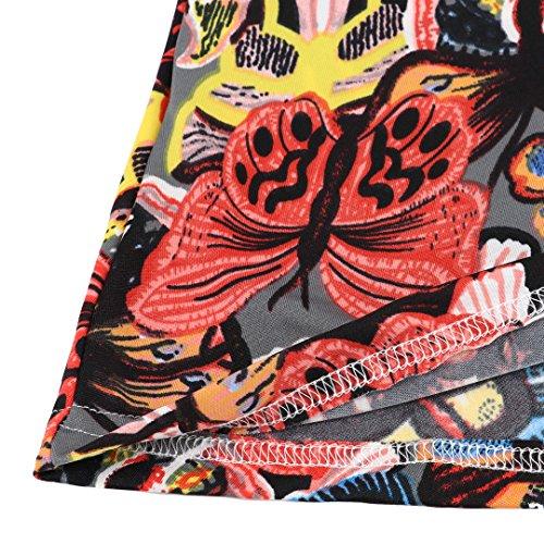 Novias 1 Femme Boutique Jupe Butterfly Trapze Medium XL prpzABqw