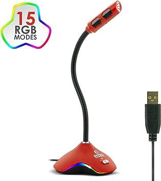 EMPIRE GAMING - Micrófono Gamer PC, Mac, Consolas – Micro Ideal ...