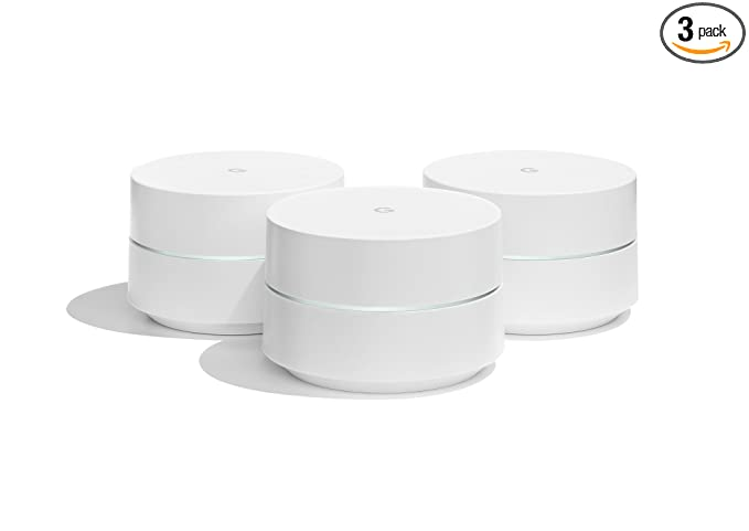 Google WiFi system, 3-Pack - Router replacement for whole home coverage-Best-Popular-Product