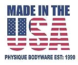 Physique Bodyware Mens Blank Y Back Stringer Tank