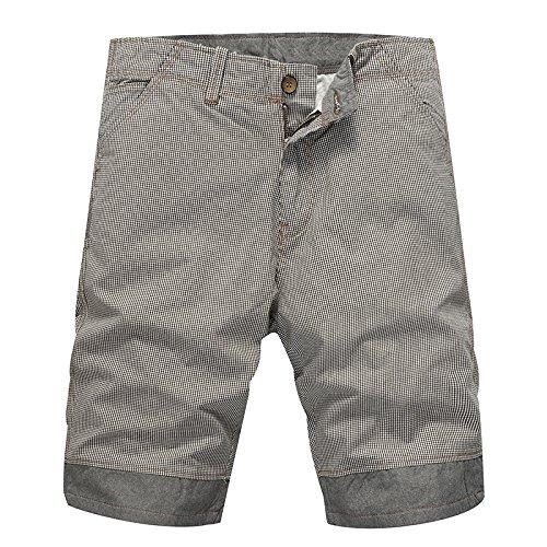 ACzeg Shorts Männlicher Sommer-Beiläufige Große Sommer-Baumwolle