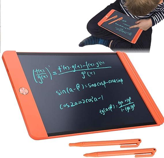子供液晶描画ボード、再利用可能な書き込みボードUSB充電式ポータブル厚い手書きタブレット子供落書きおもちゃ