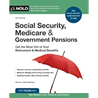 Image for Social Security, Medicare and Government Pensions: Get the Most Out of Your Retirement & Medical Benefits