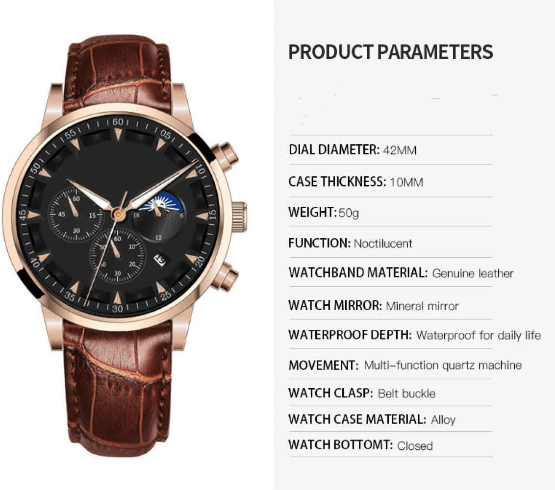 Bekijk Waterdicht Polshorloge Herenhorloges Relogio Masculino Horloge Herenmode Reloj Hombre Man Kloktijd RTQ-127 TcvM1PT9