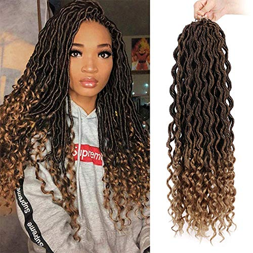 Goddess Synthetic Braiding Extensions Dreadlocks product image