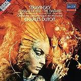 Stravinsky: The Firebird; Scherzo Fantastique; Fireworks