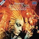Stravinsky: The Firebird; Scherzo Fantastique; Fireworks