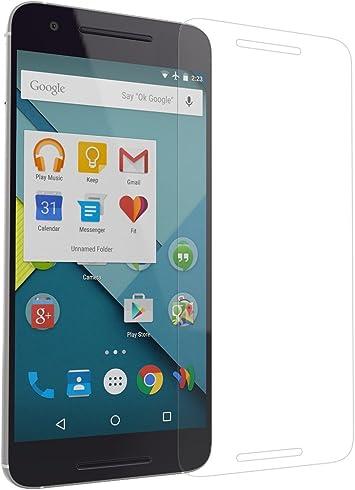 MOTA ShatterProof Nexus 6P - Protector de Pantalla (Protector de ...