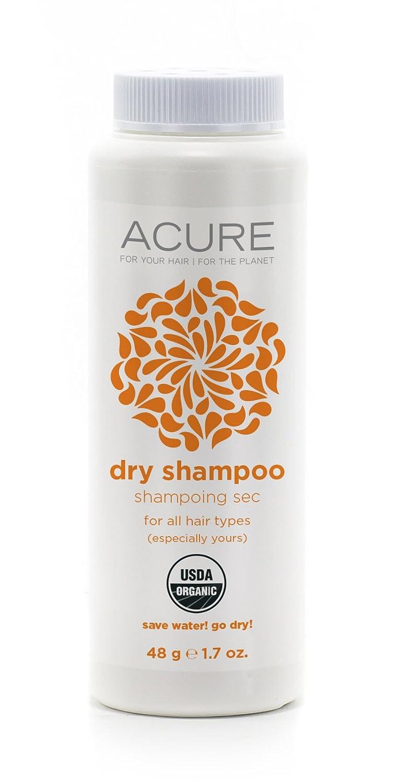 Klorane Dry Shampoo Amazoncom Acure Dry Shampoo 17 Ounce Beauty