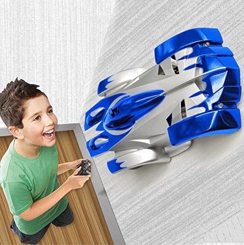 FSTgo Mini Remote Control Car for Boys 360°Spins Stunt Wall Climber Cars...