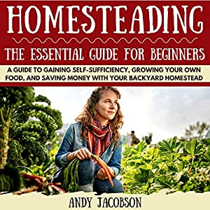 Homesteading Audiobook