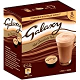 Galaxy Hot Chocolate - Dolce Gusto Compatible Pods - Value Bulk Box 40 Pods