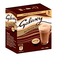 Galaxy Hot Chocolate - Dolce Gusto Compatible Pods - Box 8 Pods