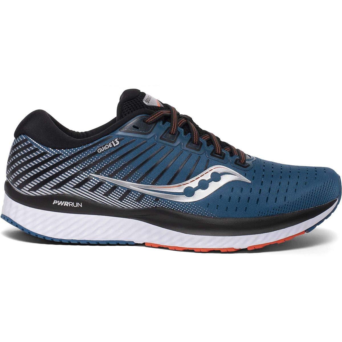 Saucony Guide 13 Shoes Men BlueSilver 2020 Laufsport Schuhe
