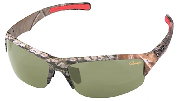 Gamakatsu G-Glasses WILD Polbrille Light Gray White Mirror ecQsDAn
