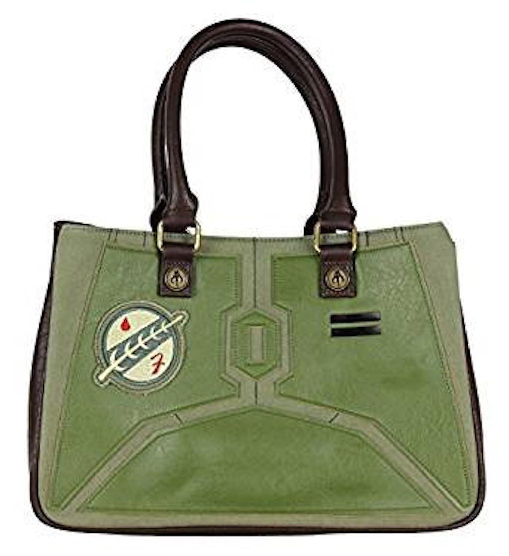 Loungefly Boba Fett Cross Body Bag Hangbag star wars gifts adults