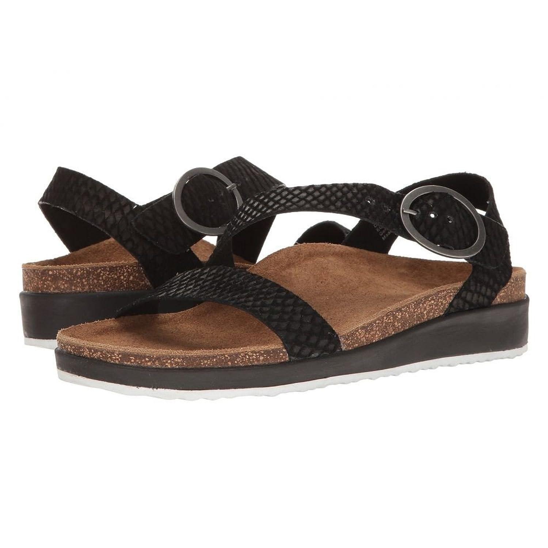 (エイトレックス) Aetrex レディース シューズ靴 サンダルミュール Adrianna [並行輸入品] B073VCH68V 38(USWomen7.5-8)M(B)