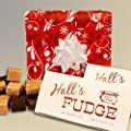 Berries 'N Bows - Assorted Fudge Gift Box - Hall's Candies from Hall's Candies