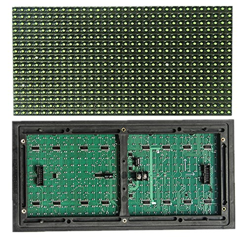 Outdoor Lighting Module (Outdoor LED Module P10-Green (320 × 160 mm, 32 × 16 dots) 1)
