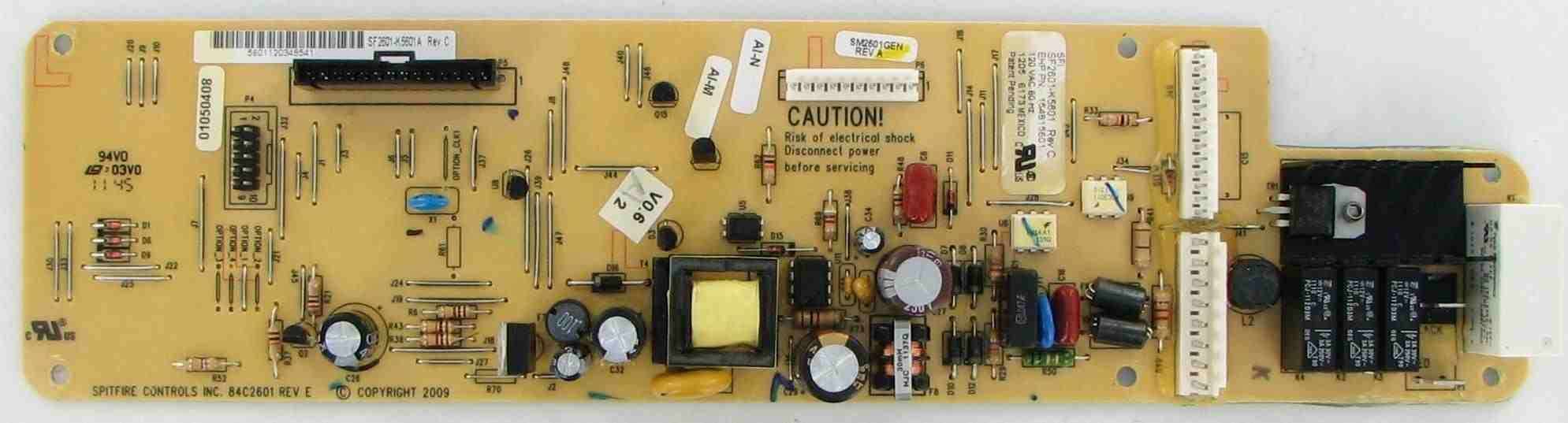 Kenmore Frigidaire Dishwasher Main Control Board BWR982250 fits 154752901 by Appliance Express Service
