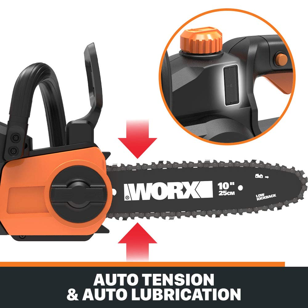 WORX WG322 Chainsaws product image 3