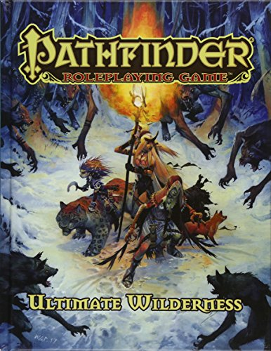 Pdf Science Fiction Pathfinder Roleplaying Game: Ultimate Wilderness