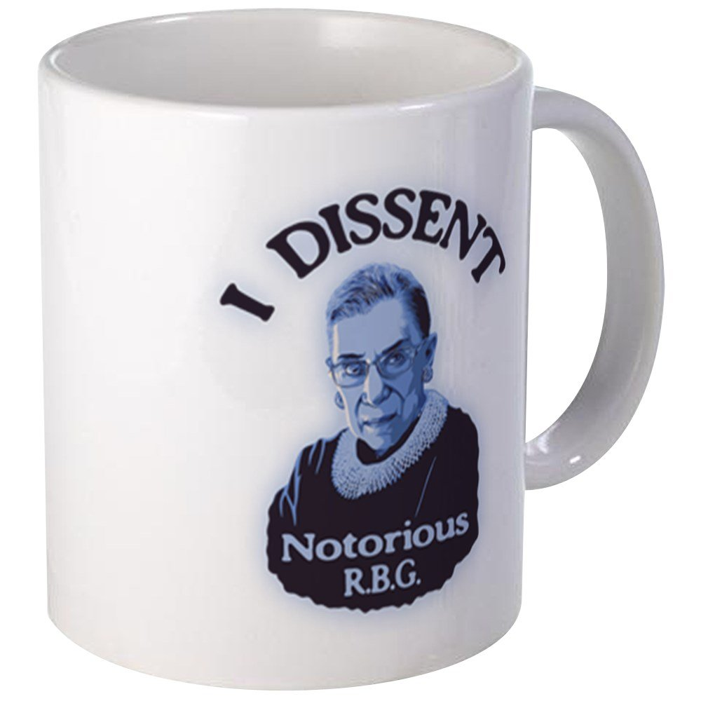 CafePress - Notorious RBG Mug - Unique Coffee Mug, Coffee Cup