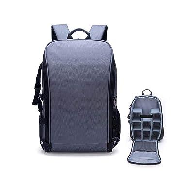 Mochila para cámara réflex digital Alovo Antirrobo con función impermeable y a prueba de golpes, mochila