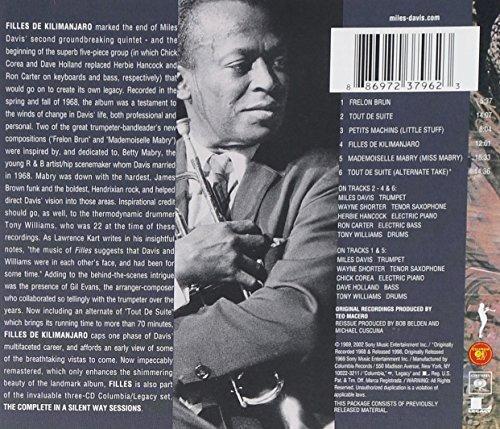 Filles De Kilimanjaro: Miles Davis: Amazon.es: Música