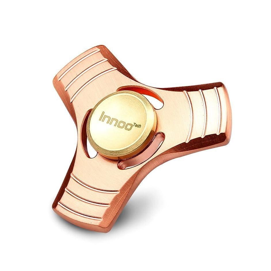特別にドライブ軍団Innoo Tech ハンドスピナー 3枚羽 レインボー 虹色 3~5分回し ストレス解消 成人と子供に適用 品質保証