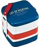 オーエスケー JOY OF MAKING ピクニックケース(大) (ネービー) PT-12