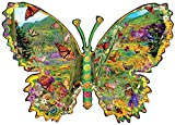 Monarch Meadow a 1000-Piece Jigsaw Puzzle by Sunsout Inc.