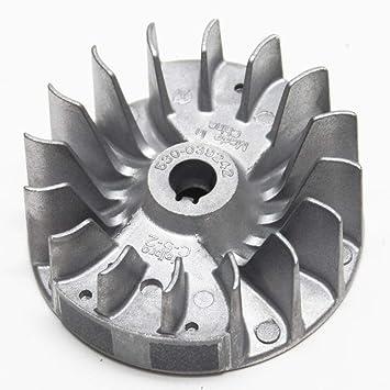 Husqvarna 530039242 desbrozadora Motor volante Genuine ...