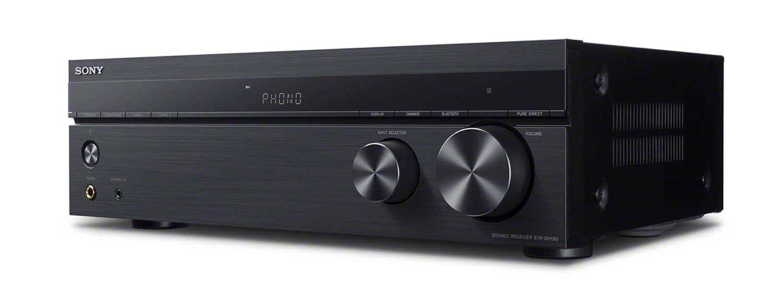 Sony STR de dh190 - Amplificador de 2 Canales, conexión con Smartphone y Bluetooth, Color Negro: Amazon.es: Electrónica