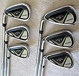 Mens Left Hand Callaway Golf Set Complete