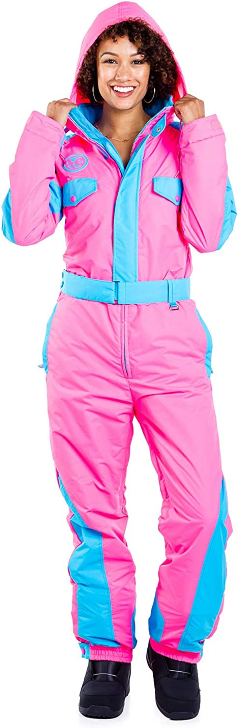 Wild and Loud Womens Ski Suits from Tipsy Elves for Skiiing and Snowboarding