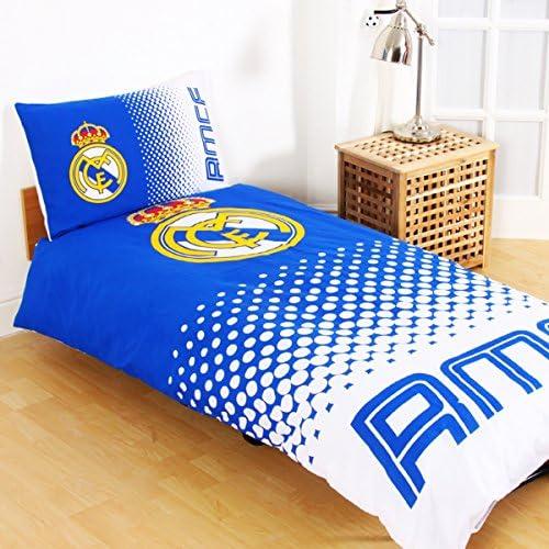 Everton FC Fade Reversible Single Duvet Cover and Pillow Case Set