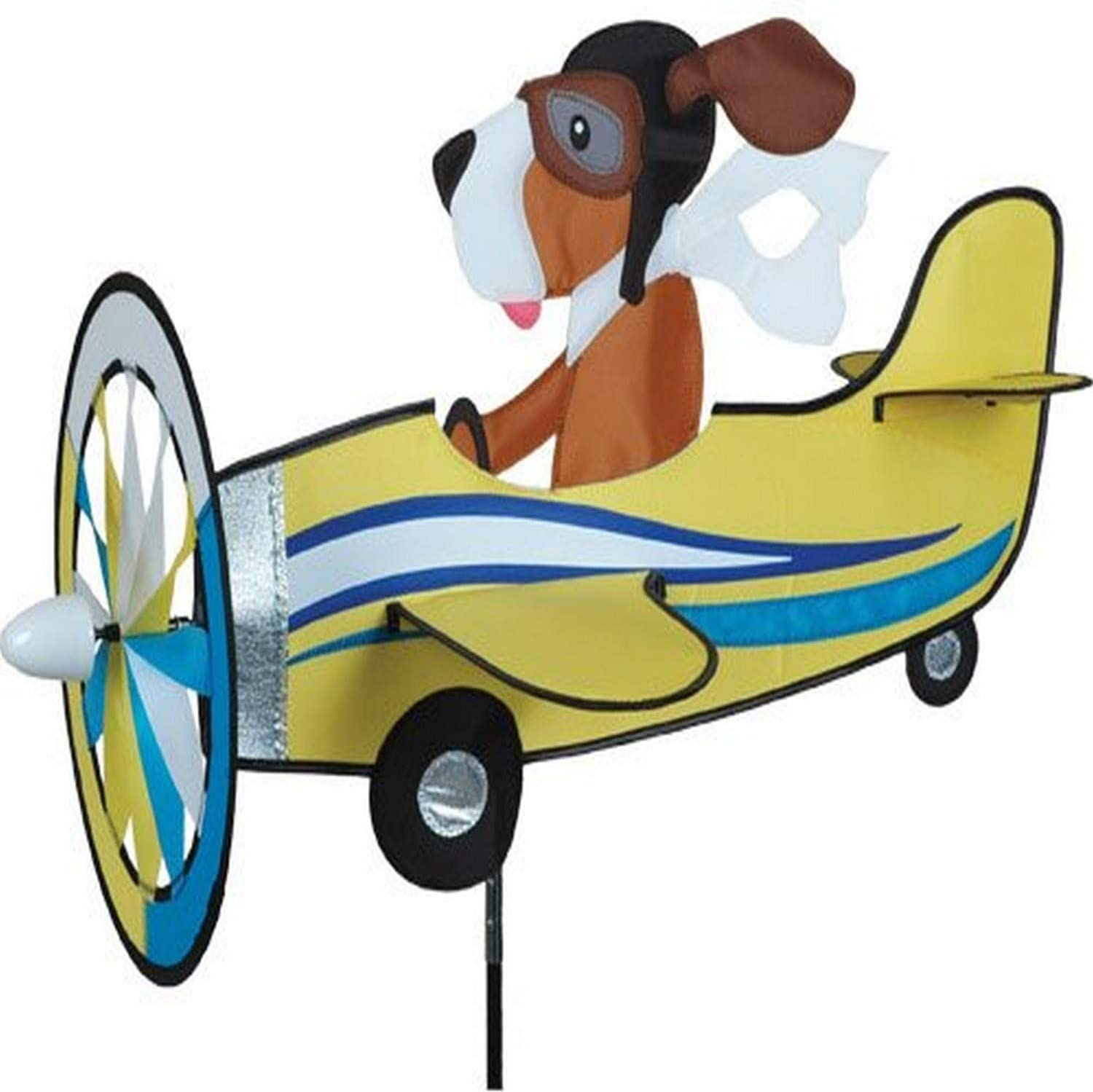 Premier 26793 Pilot Pal Spinner, Dog, 27 by 16-Inch