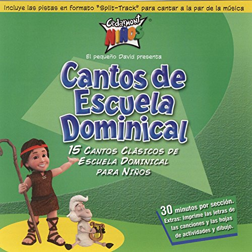 Cantos de Escuela Dominical by Provident Distribution Group