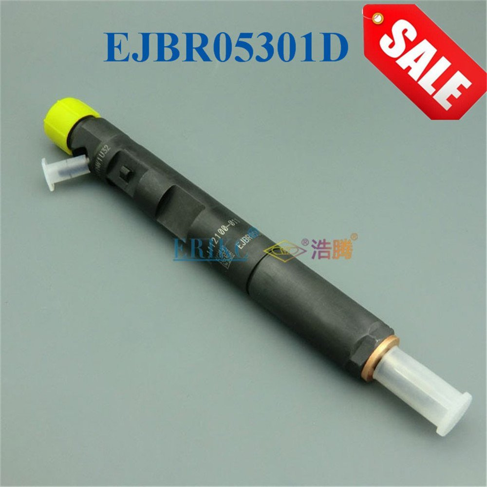 ERIKC EJBR05301D Diesel Fuel Injector set 5301D Auto Pump Parts Complete Injector EJB R05301D