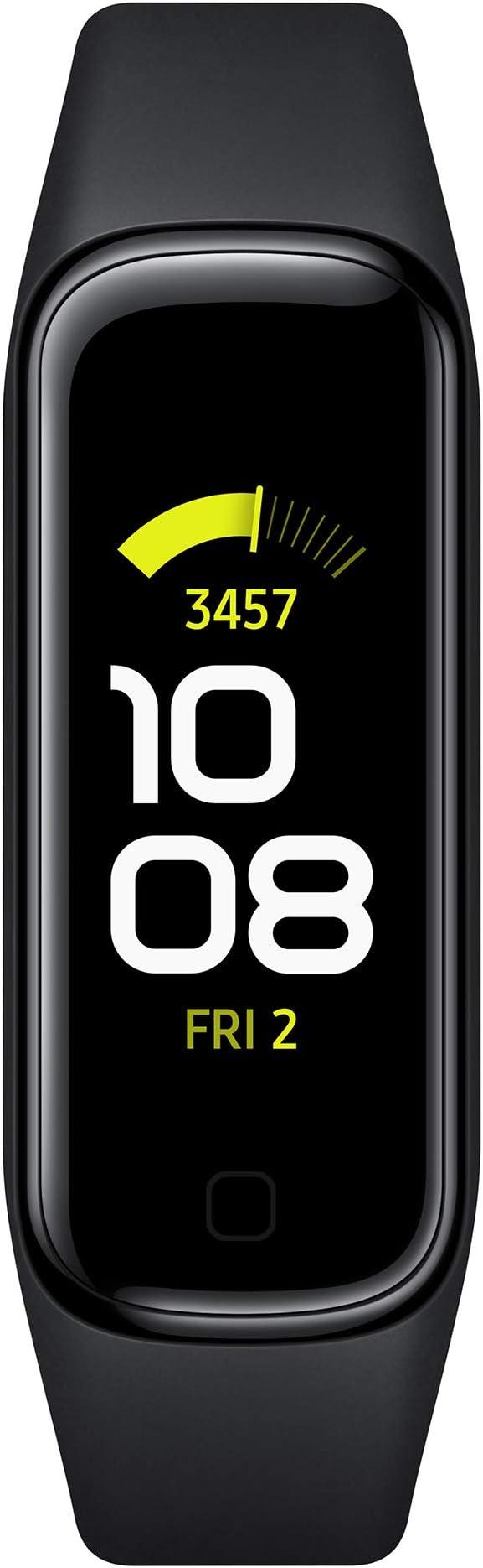 Samsung Galaxy Fit 2 Activity Tracker Black Einheitsgröße Sm R220nzkaeua Elektronik